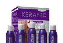 tratamiento de alisado kerapro
