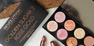 paletas makeup revolution