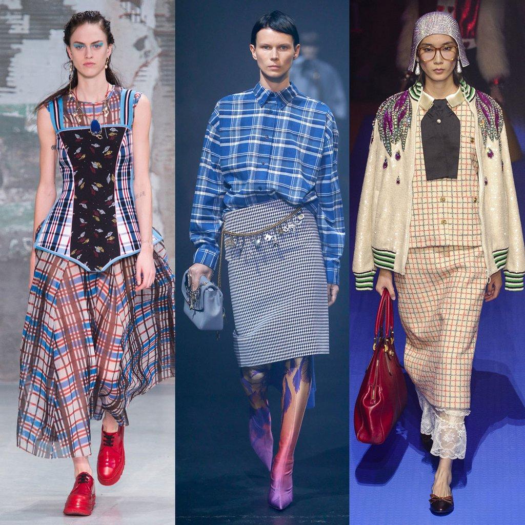 Marni, Balenciaga y Gucci