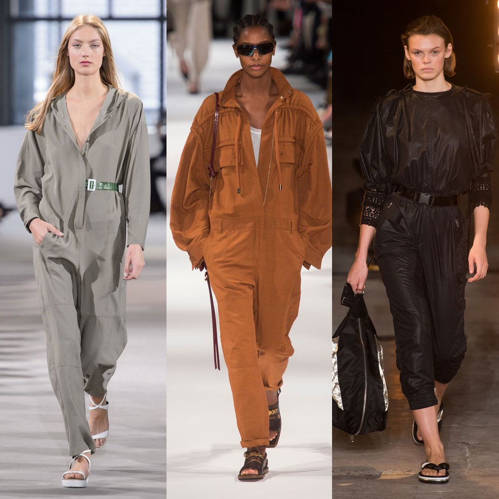 Tibi, Stella McCartney e Isabel Marant
