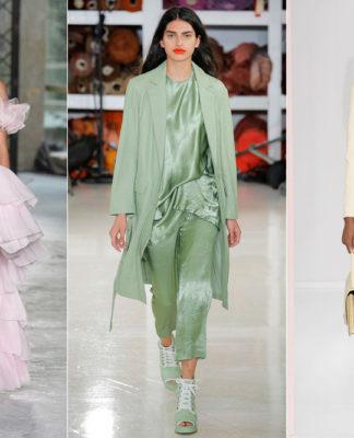 tendencias de moda primavera 2018