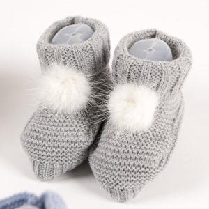 Patucos invierno | Textil para tu bebé