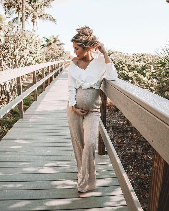 moda de embarazada