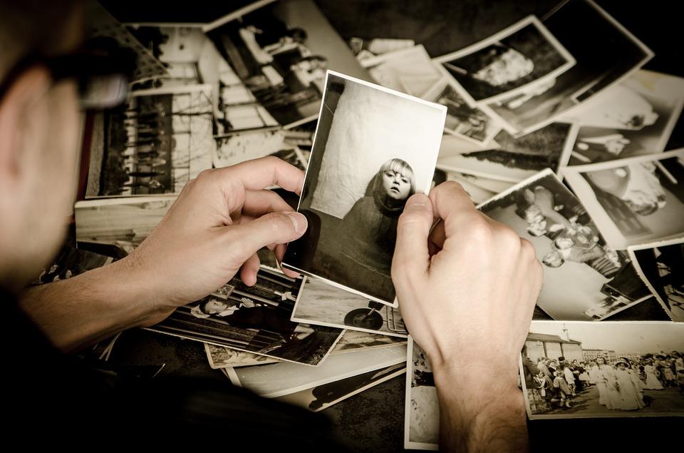 papel fotográfico foto antigua