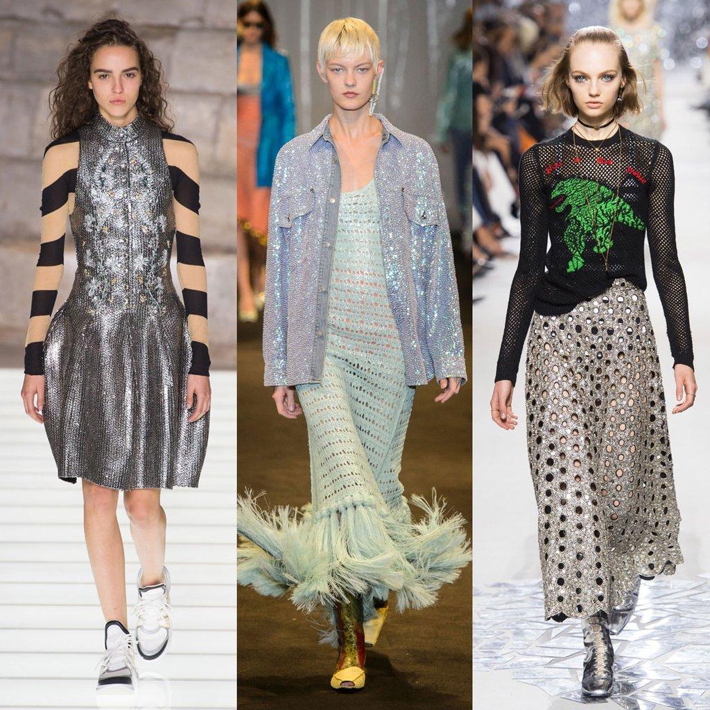 Louis Vuitton, Acne Studios y Dior