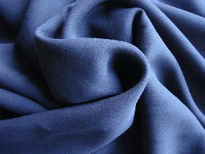 azul tela de crepe