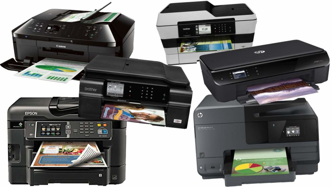 tipos de impresoras