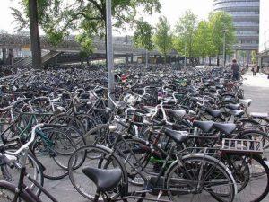 Aparcamiento-Bici-holanda