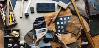 cómo tapizar con tela
