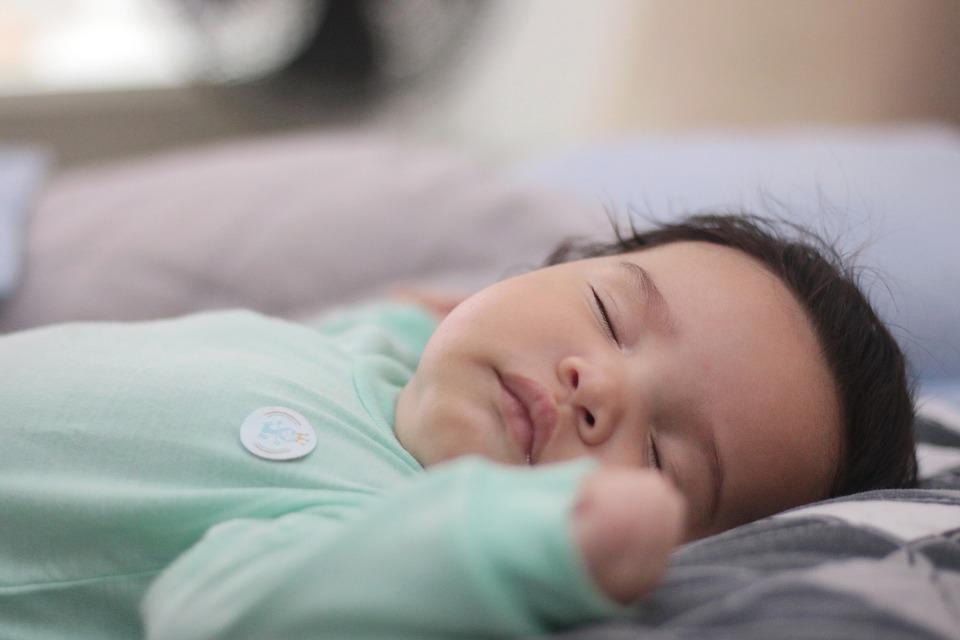 cómo dormir a tu bebé